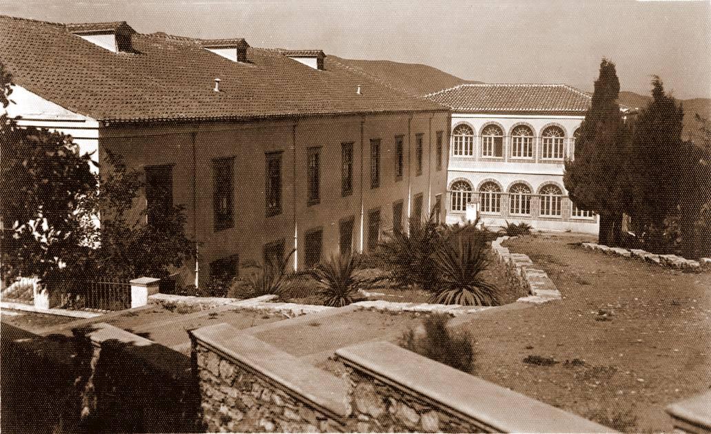 Ursulines Monastery in Tinos island